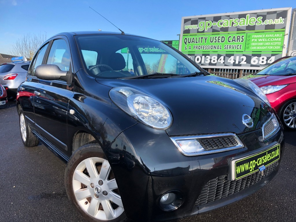 used Nissan Micra DCI 25 in west-midlands