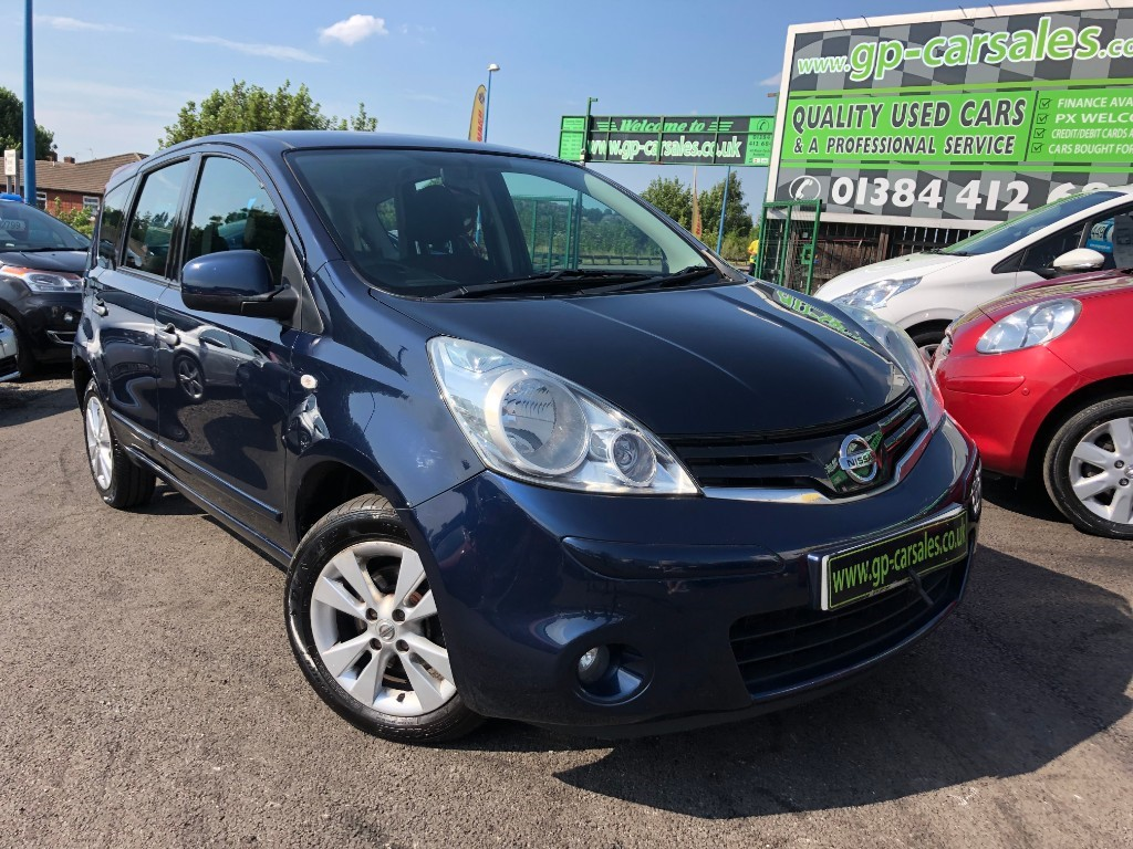used Nissan Note DCI ACENTA in west-midlands