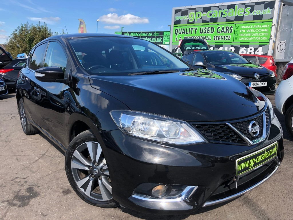 used Nissan Pulsar N-CONNECTA DIG-T in west-midlands