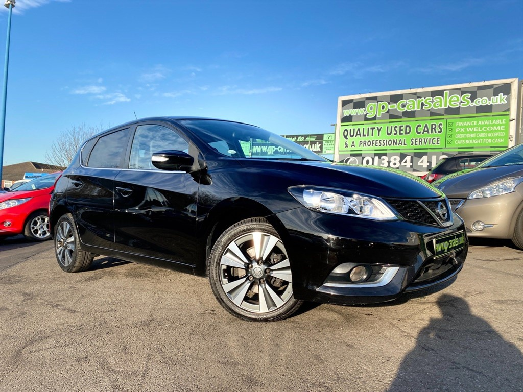 used Nissan Pulsar N-Connecta (s/s) in west-midlands