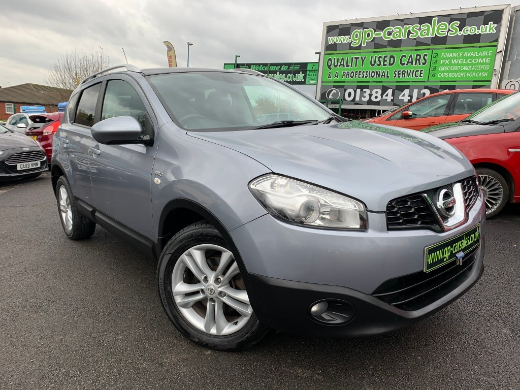 used Nissan Qashqai DCI N-TEC in west-midlands