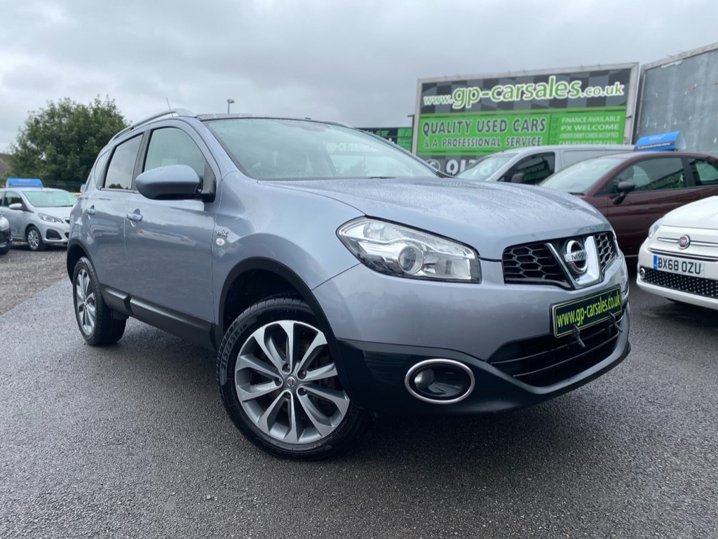 used Nissan Qashqai N-TEC in west-midlands