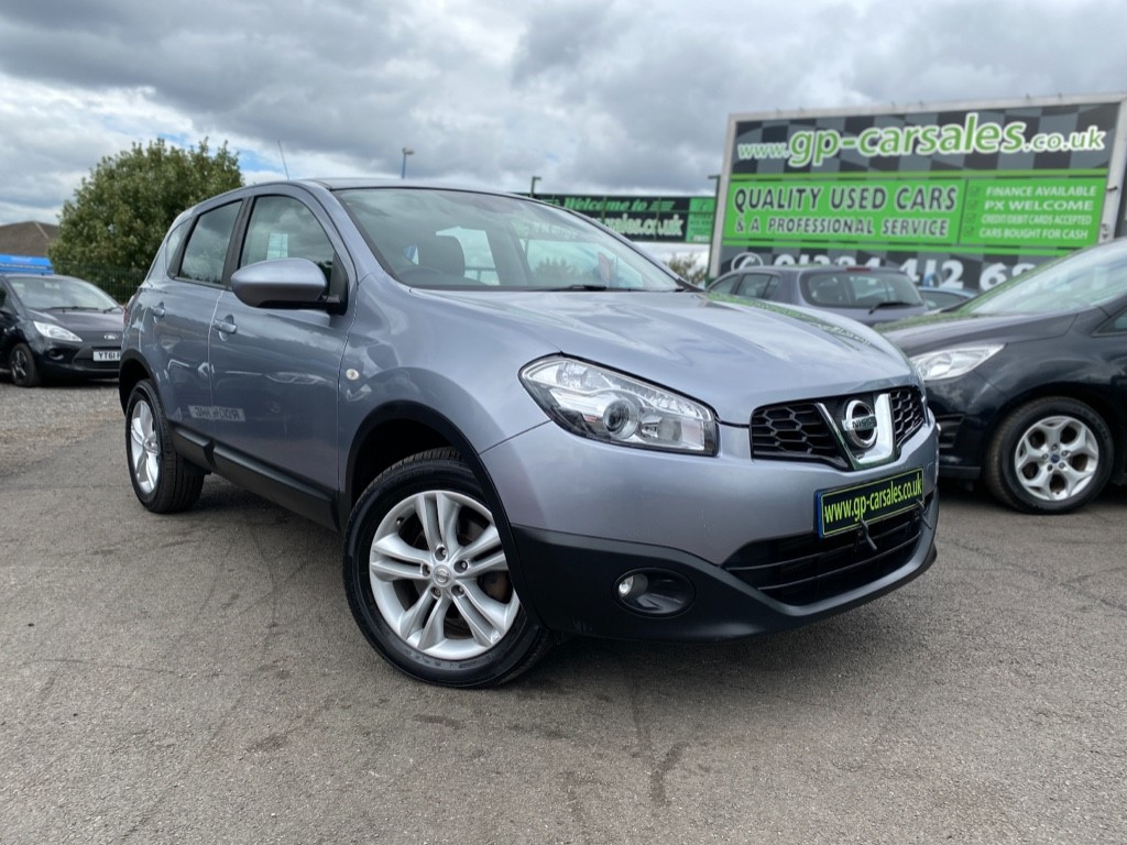 used Nissan Qashqai DCI ACENTA in west-midlands