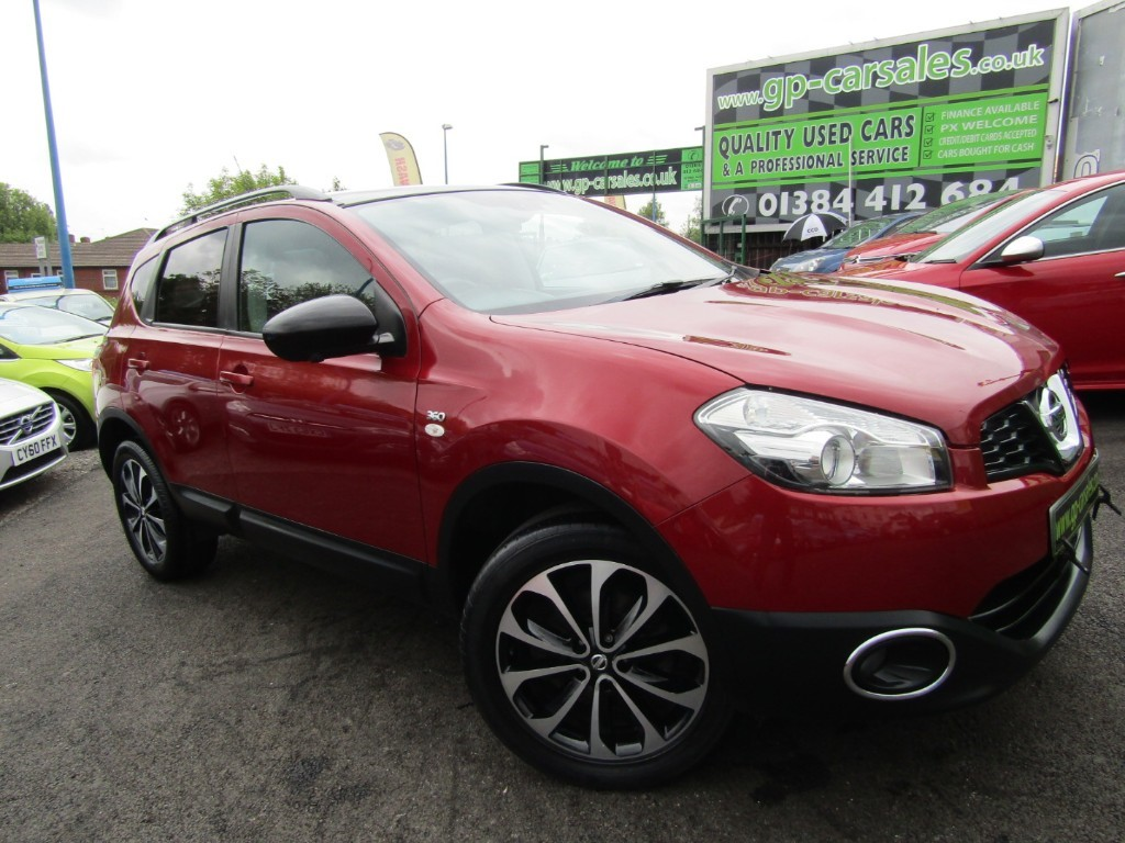 used Nissan Qashqai DCI 360 in west-midlands