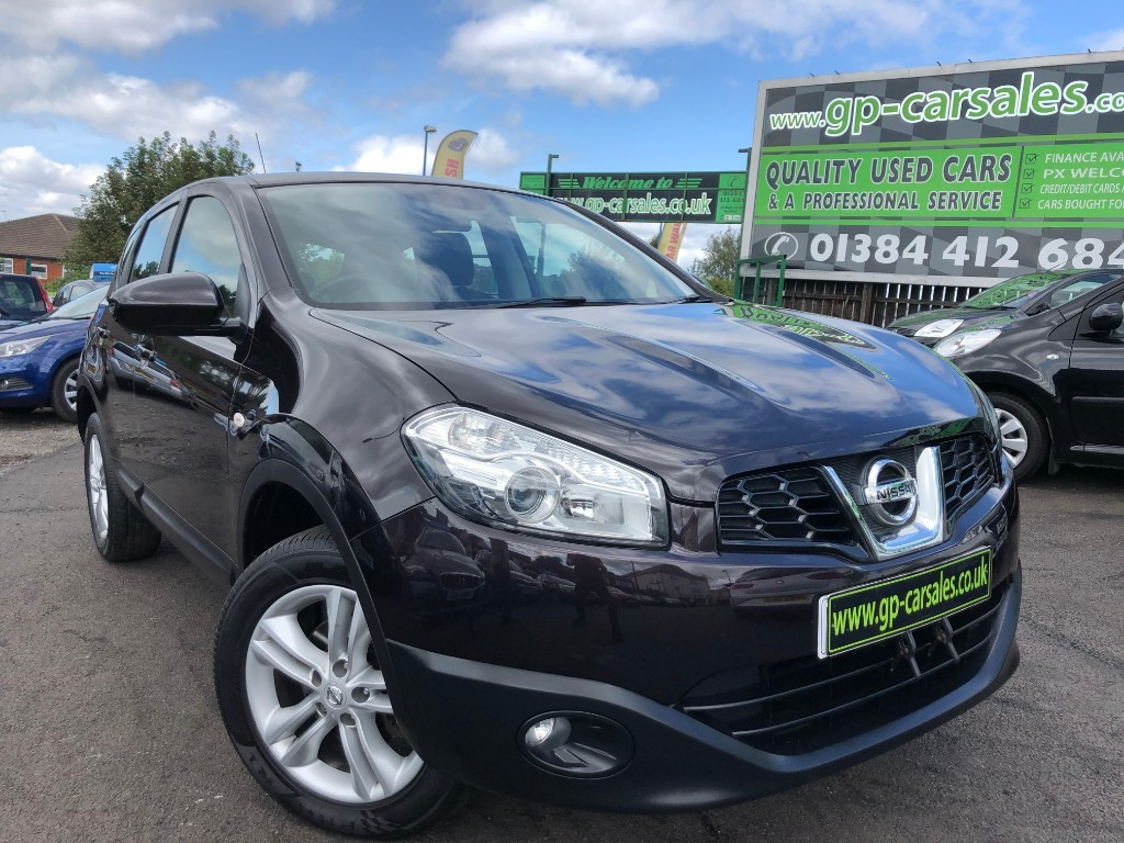 used Nissan Qashqai ACENTA in west-midlands