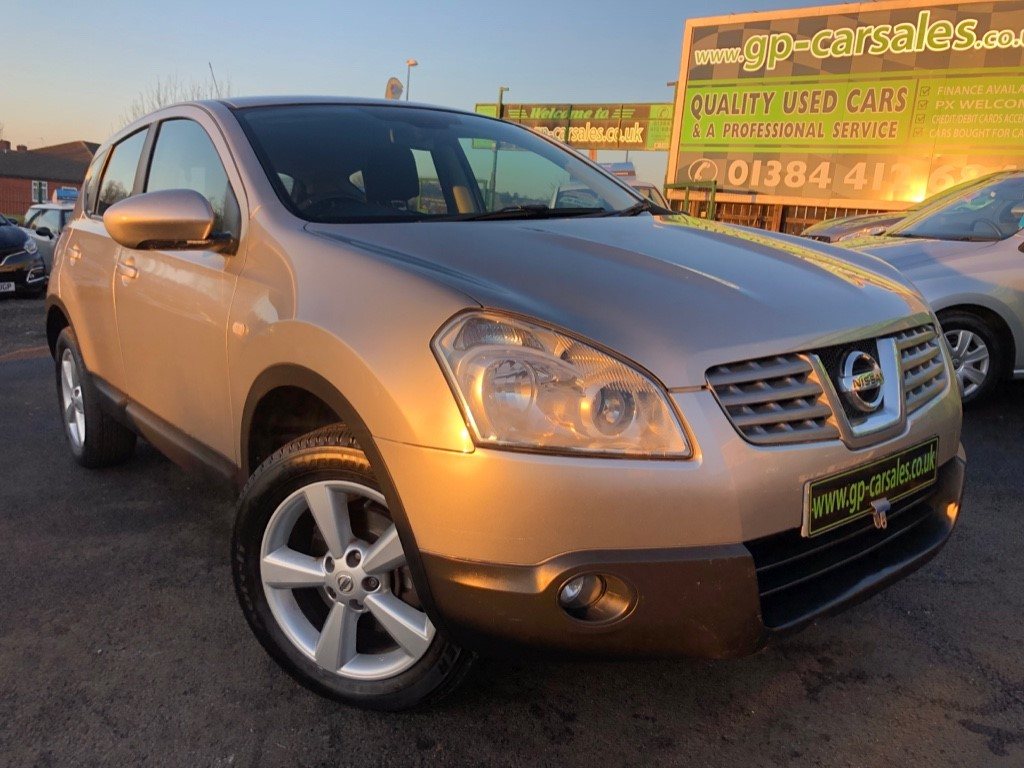 used Nissan Qashqai ACENTA DCI in west-midlands