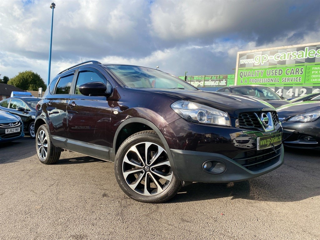 used Nissan Qashqai 360 in west-midlands
