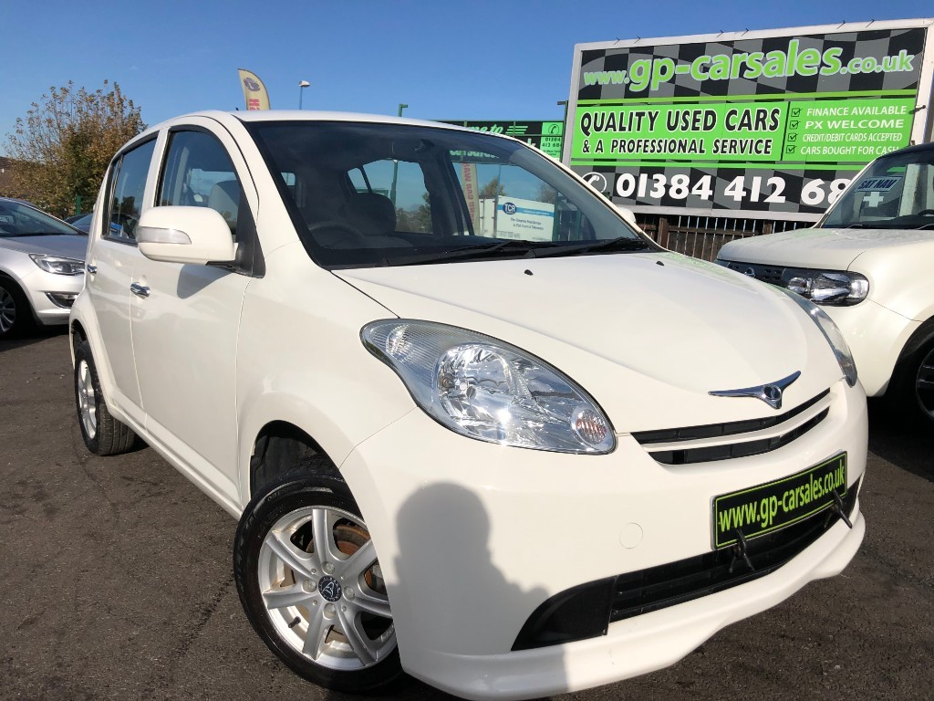 used Perodua Myvi SXI in west-midlands