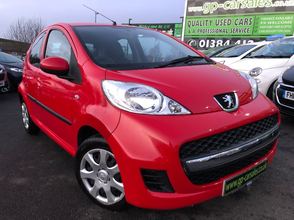 used Peugeot 107 URBAN in west-midlands