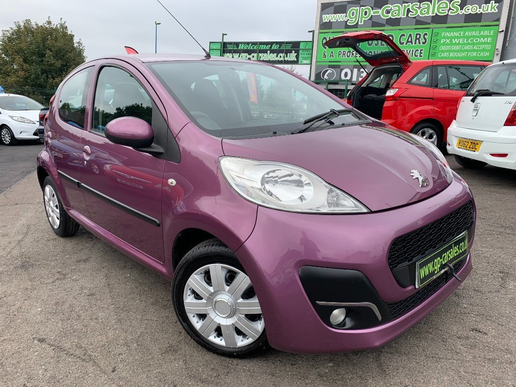 used Peugeot 107 ACTIVE in west-midlands