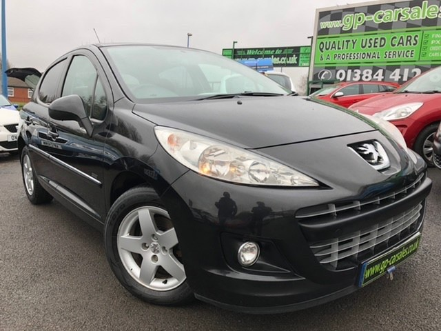 used Peugeot 207 HDI SPORTIUM in west-midlands
