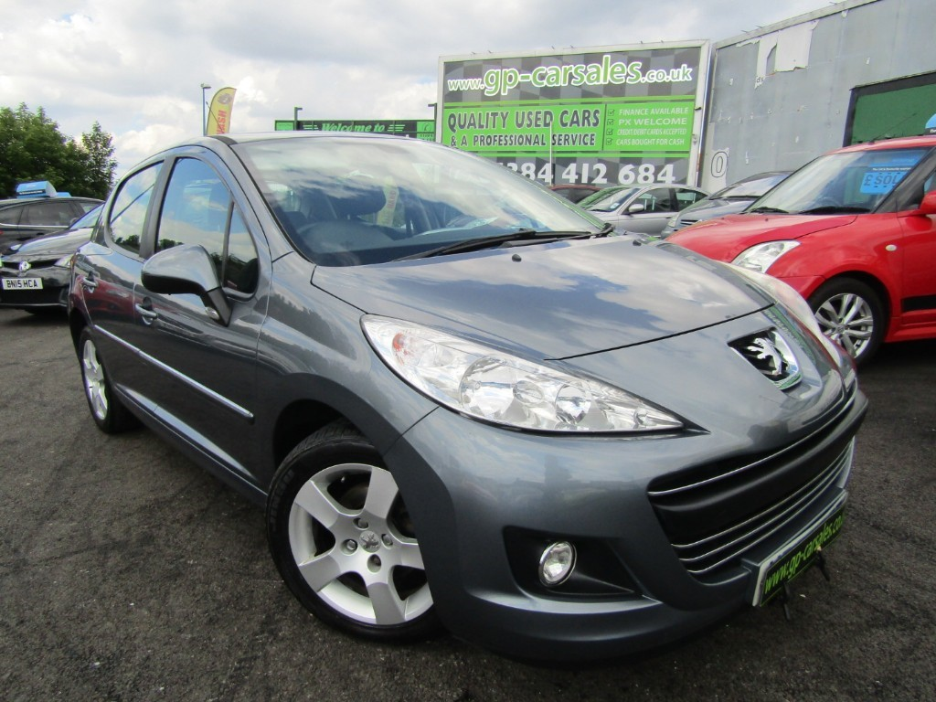 used Peugeot 207 HDI SPORT in west-midlands