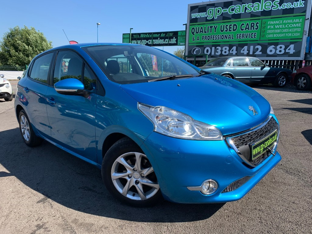 used Peugeot 208 E-HDI ACTIVE in west-midlands