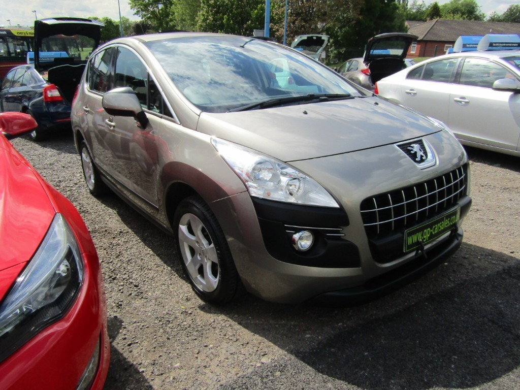 used Peugeot 3008 HDI SPORT in west-midlands