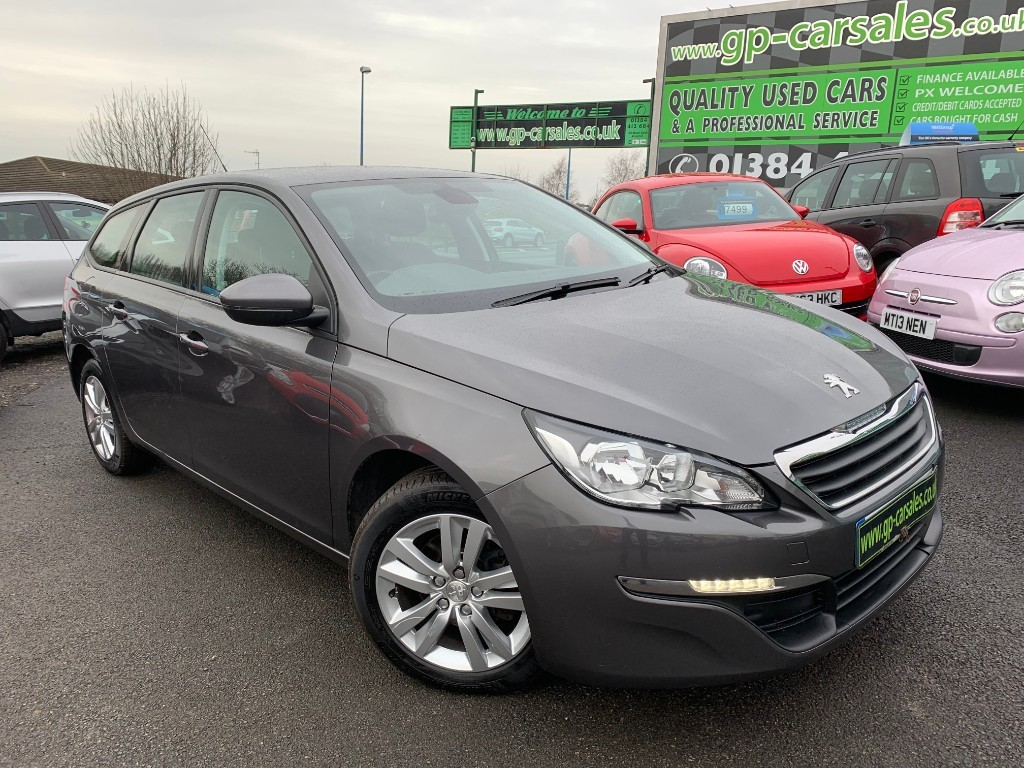 used Peugeot 308 BLUE HDI S/S SW ACTIVE in west-midlands