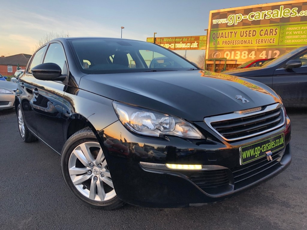 used Peugeot 308 HDI ACTIVE in west-midlands
