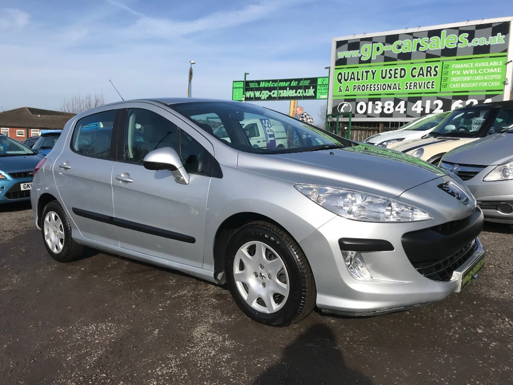 used Peugeot 308 S in west-midlands