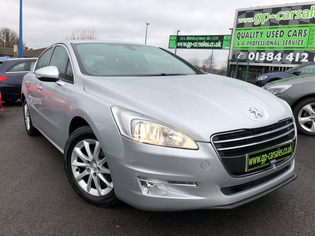 used Peugeot 508 HDI SR in west-midlands