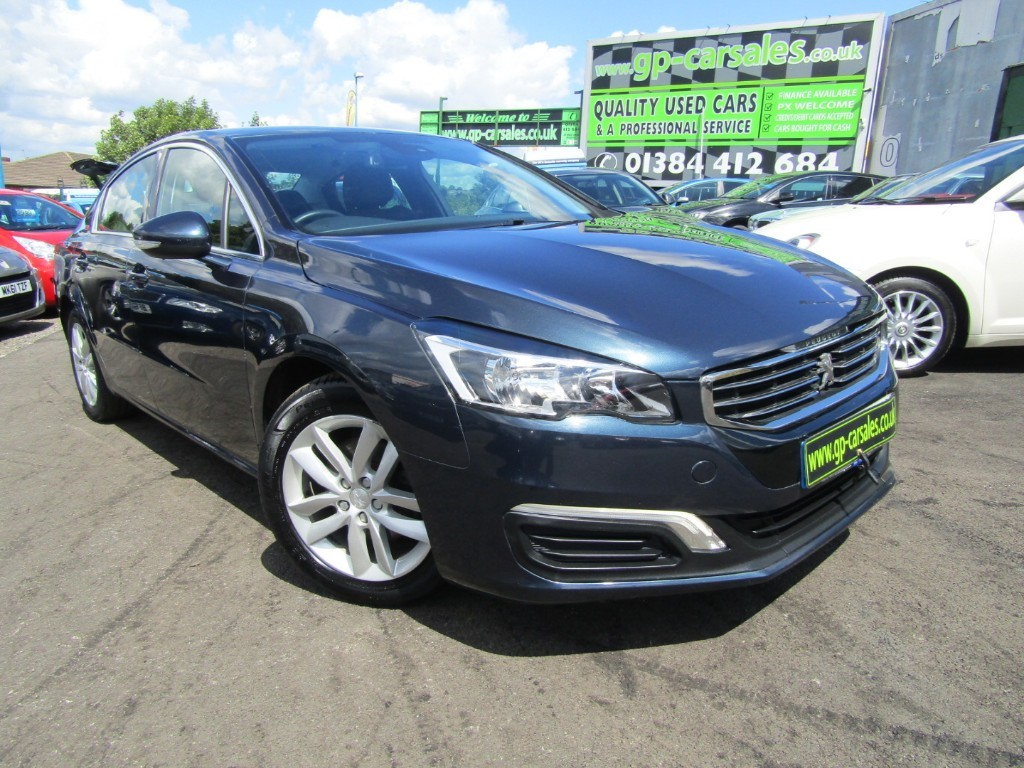 used Peugeot 508 HDI ACTIVE in west-midlands