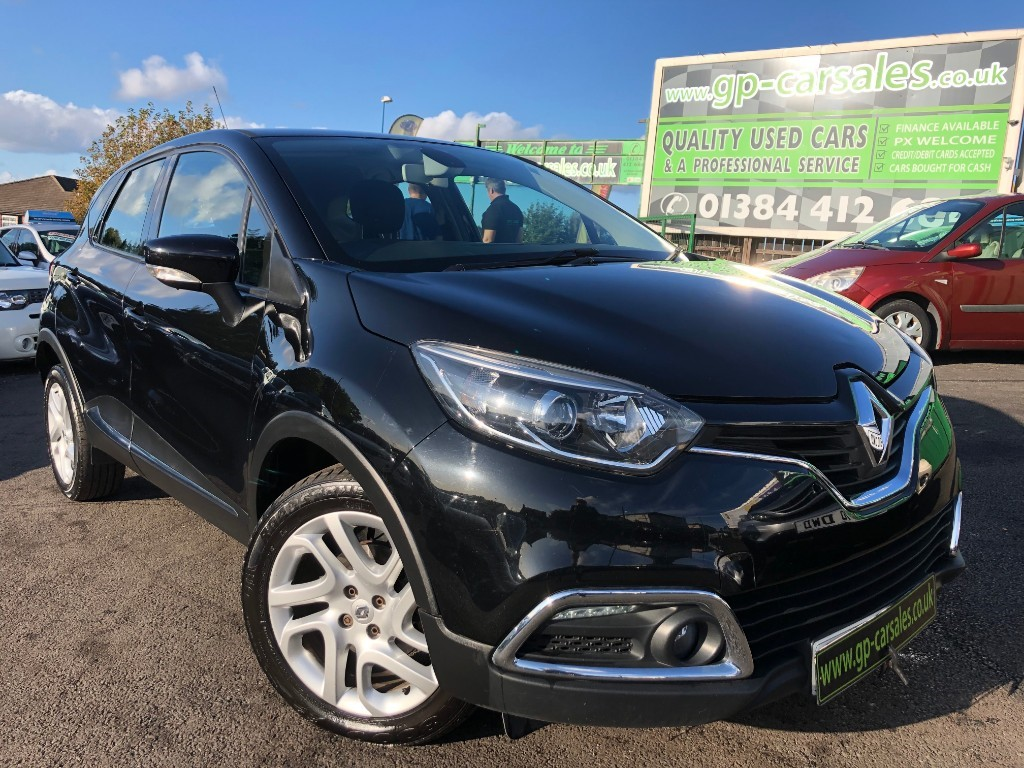 used Renault Captur DYNAMIQUE NAV DCI in west-midlands