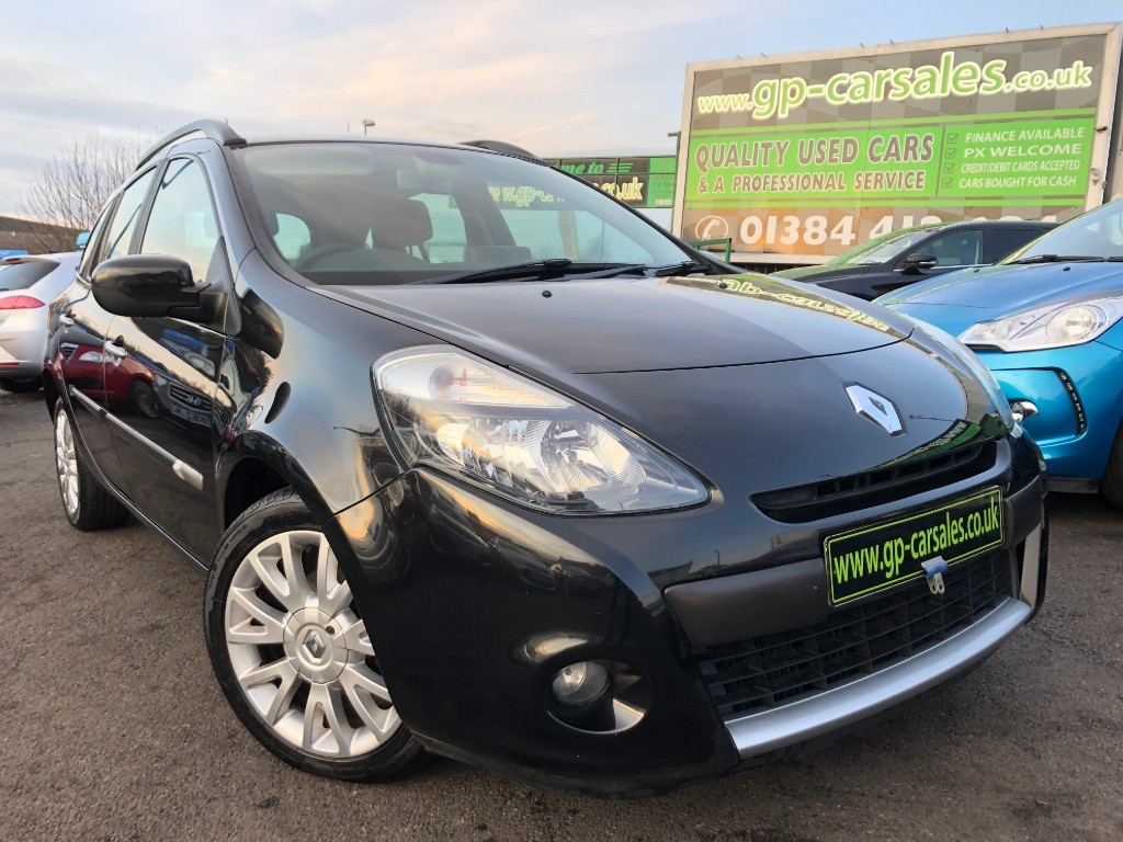used Renault Clio DYNAMIQUE TOMTOM DCI in west-midlands
