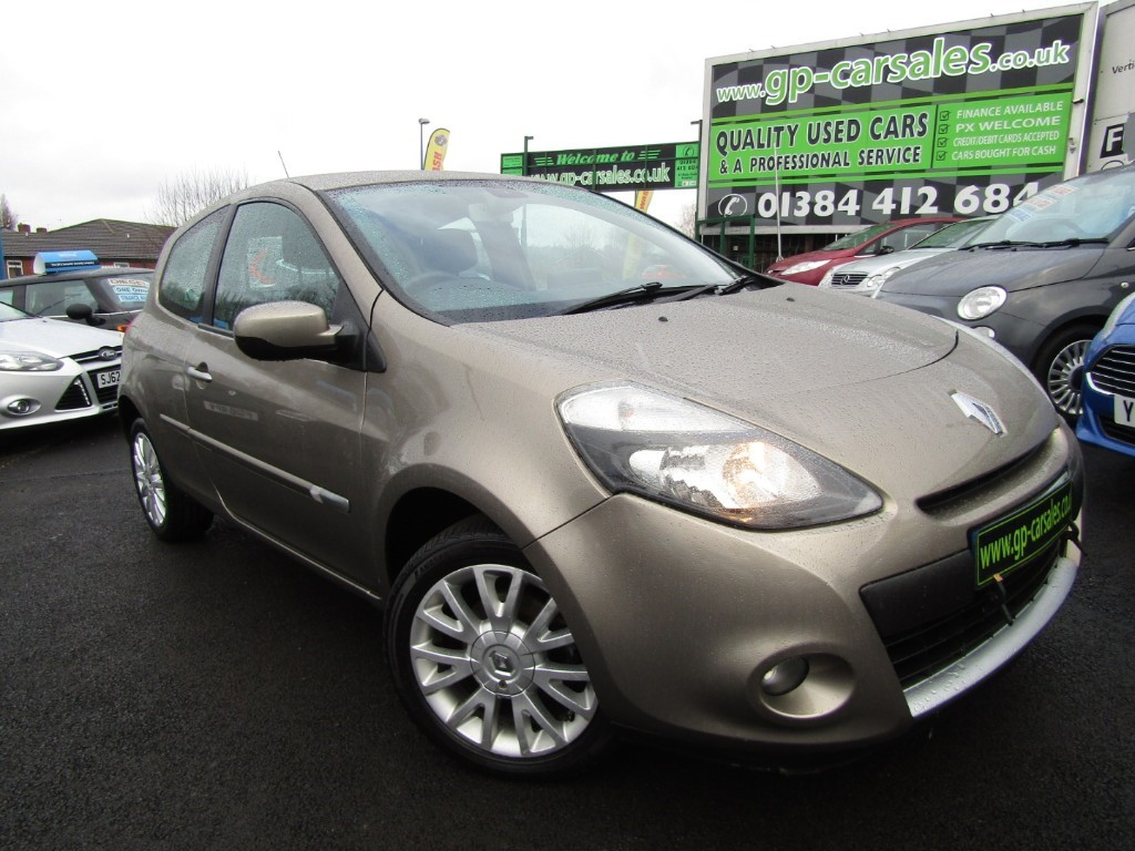 used Renault Clio DYNAMIQUE 16V in west-midlands