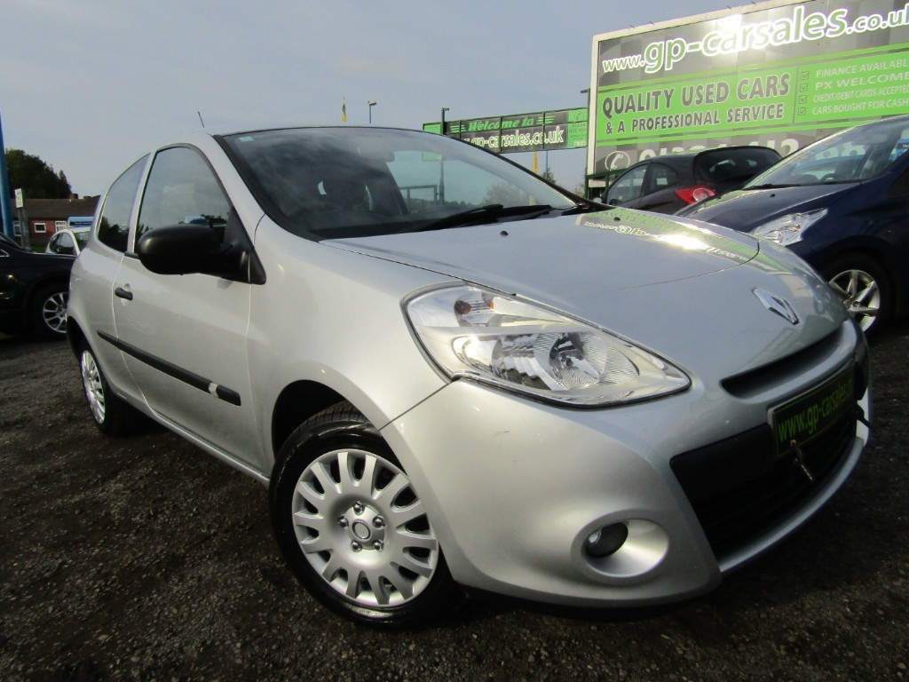 used Renault Clio EXTREME DCI in west-midlands