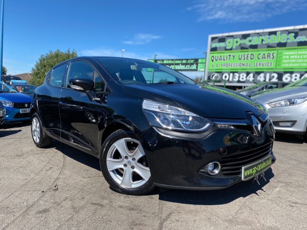 used Renault Clio DYNAMIQUE MEDIANAV ENERGY DCI S/S in west-midlands