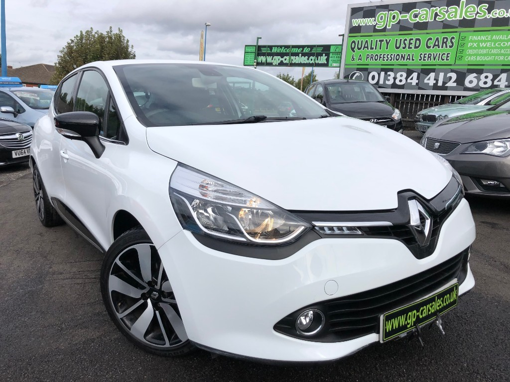 used Renault Clio DYNAMIQUE S MEDIANAV ENERGY DCI S/S in west-midlands