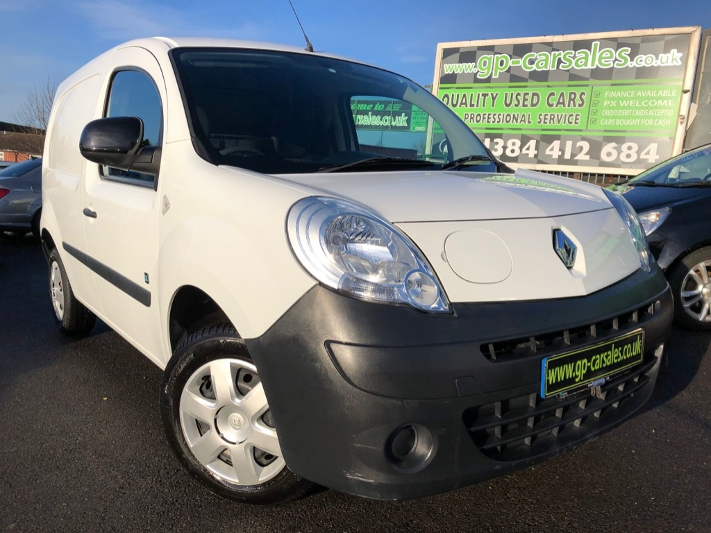 used Renault Kangoo ML20 ZE in west-midlands