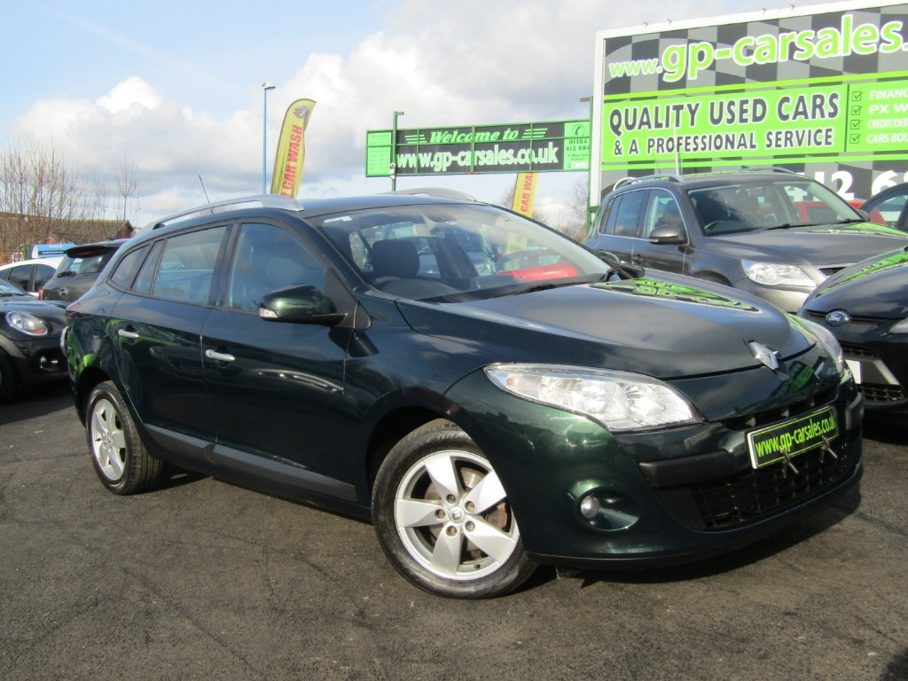 used Renault Megane DYNAMIQUE TOMTOM DCI in west-midlands