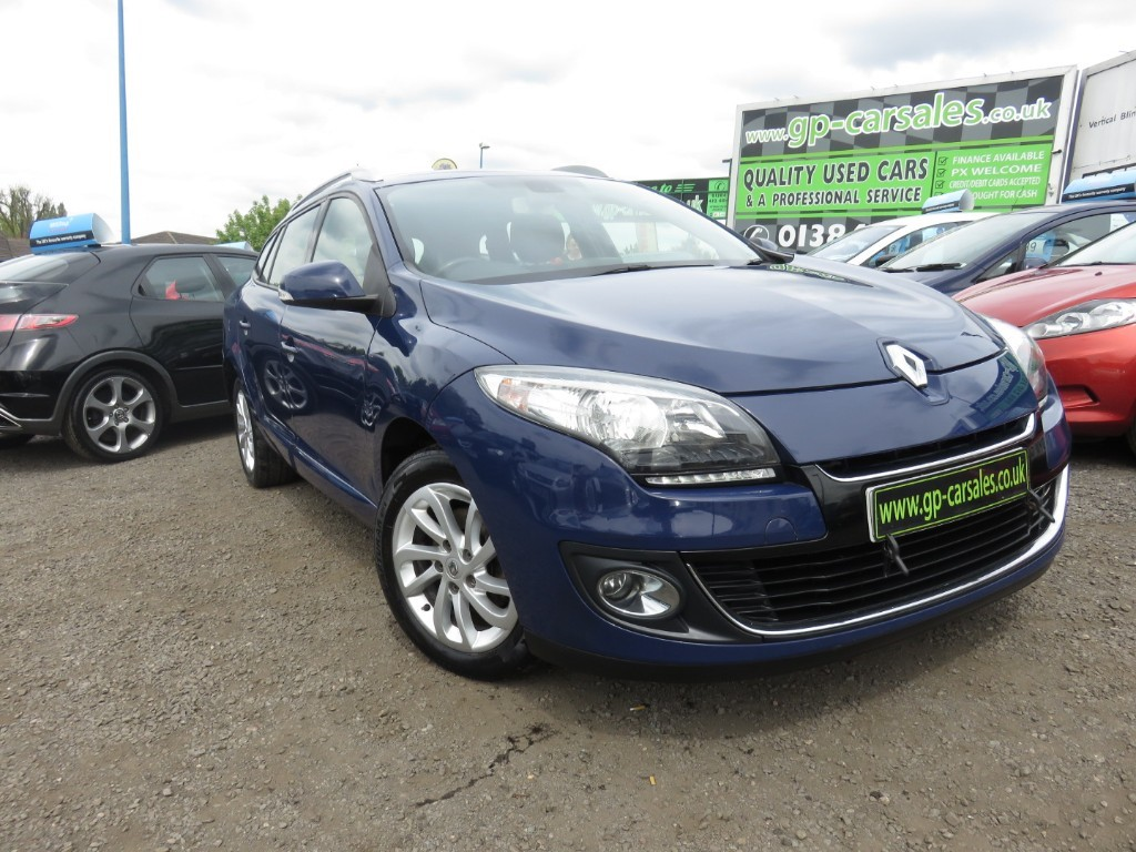 used Renault Megane DYNAMIQUE TOMTOM ENERGY DCI S/S in west-midlands