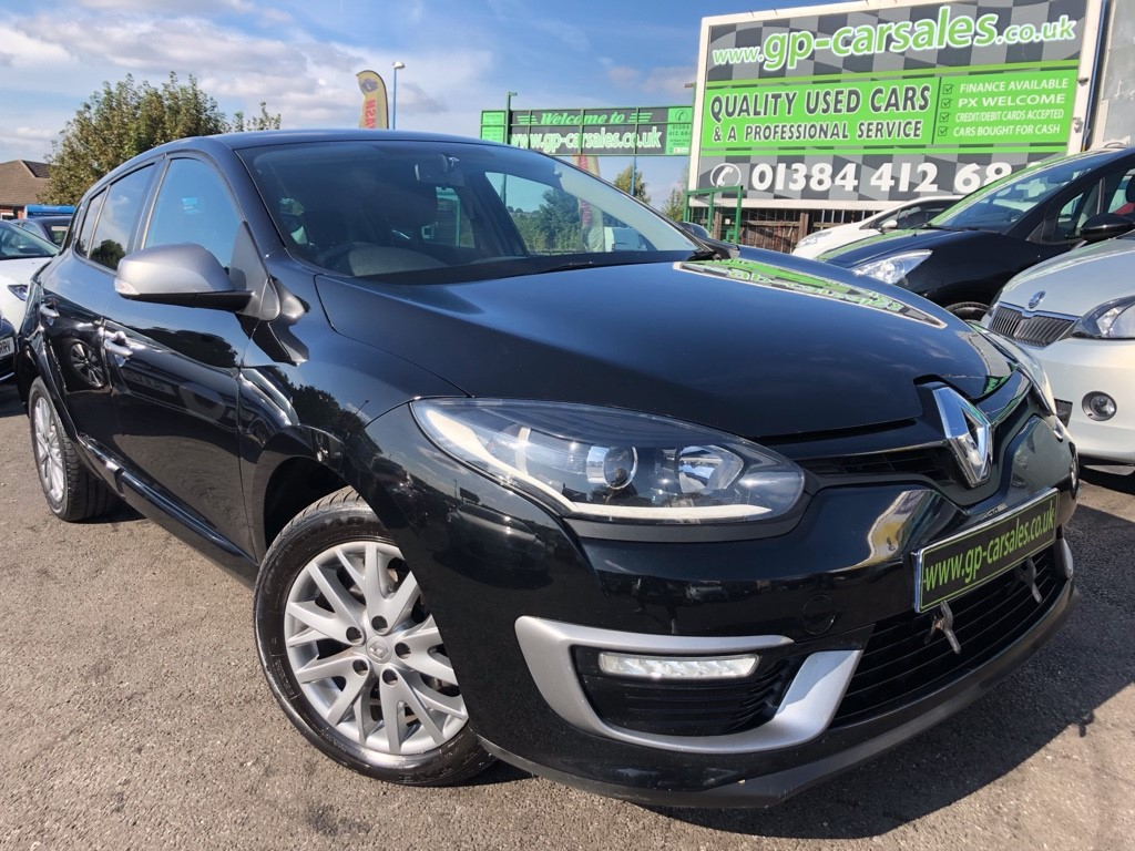 used Renault Megane KNIGHT EDITION ENERGY DCI S/S in west-midlands