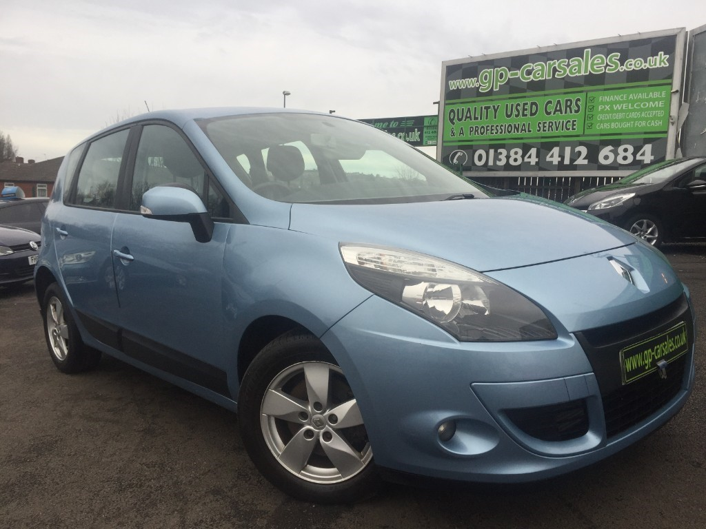 used Renault Scenic EXPRESSION DCI in west-midlands