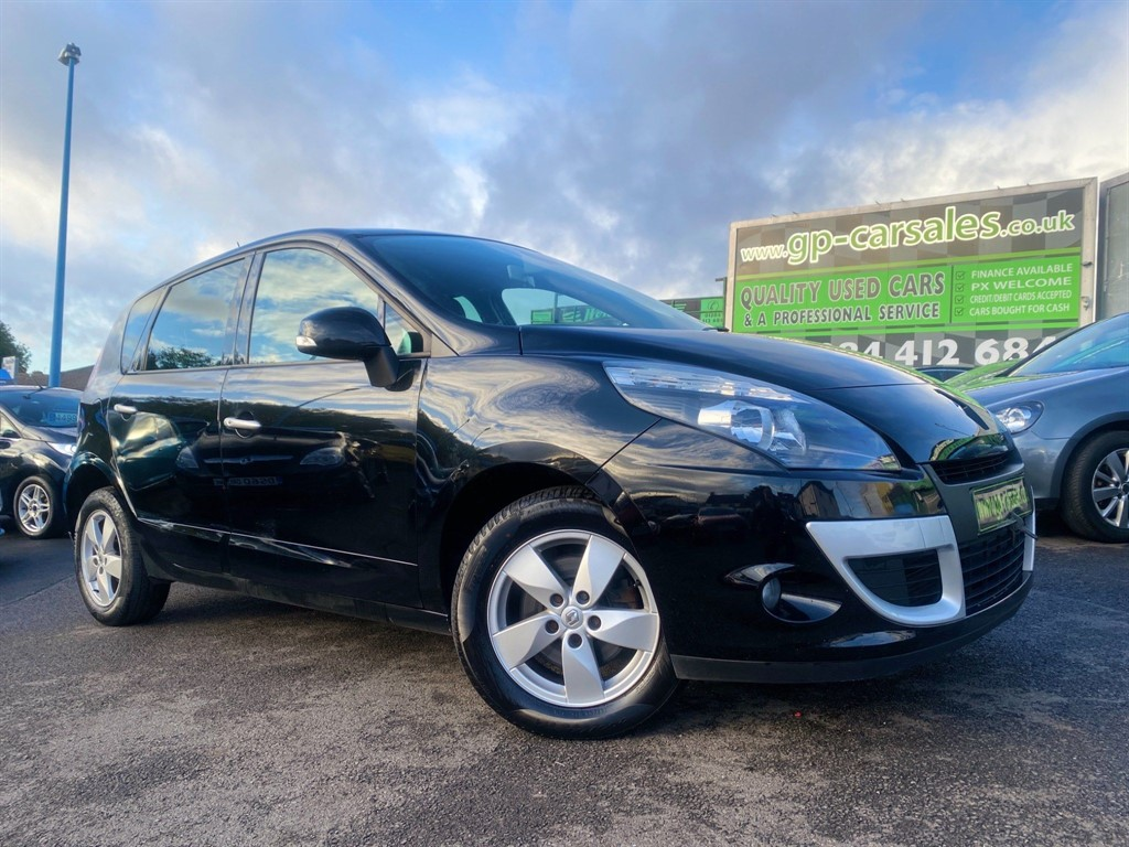 used Renault Scenic Dynamique Tom (Tom Tom) in west-midlands