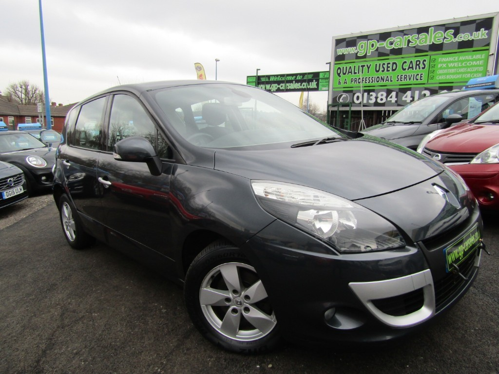used Renault Scenic DYNAMIQUE TOMTOM DCI in west-midlands