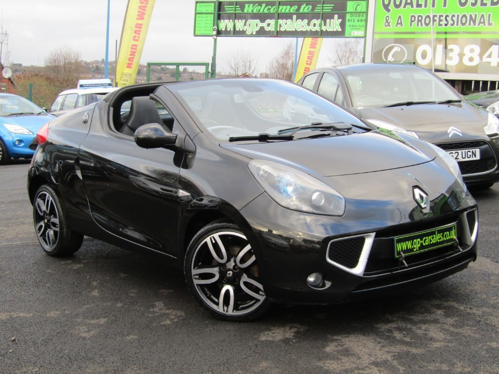 used Renault Wind DYNAMIQUE S TCE in west-midlands