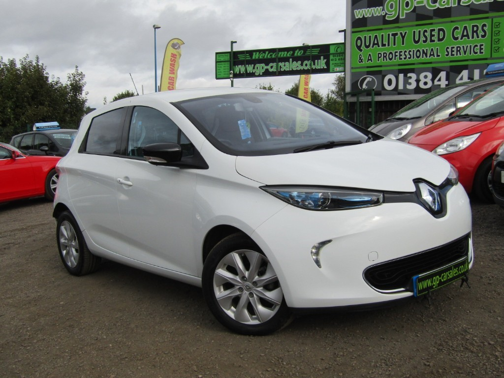 used Renault Zoe DYNAMIQUE NAV in west-midlands