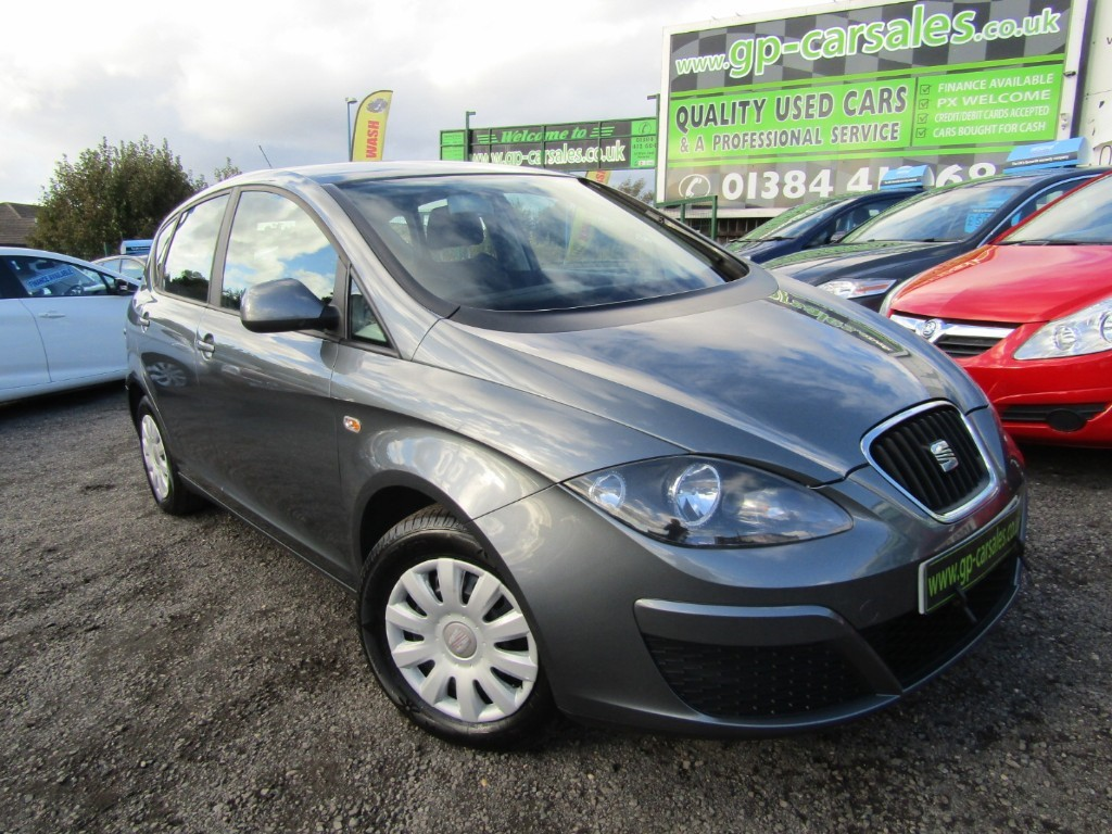 used SEAT Altea TDI CR ECOMOTIVE S in west-midlands