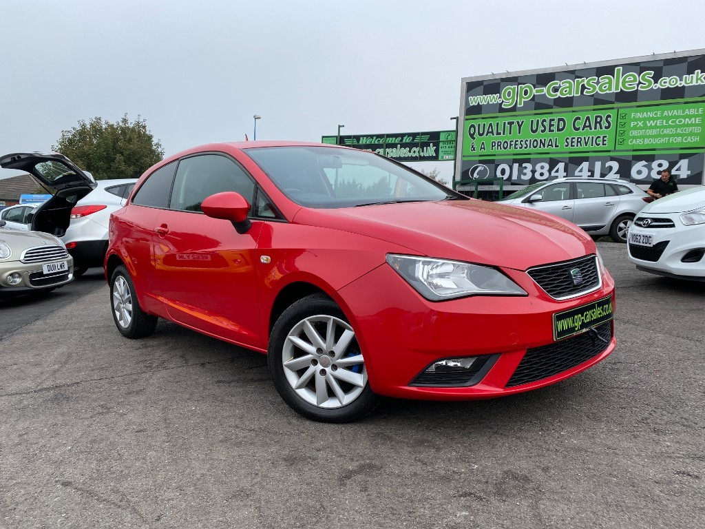 used SEAT Ibiza SE in west-midlands