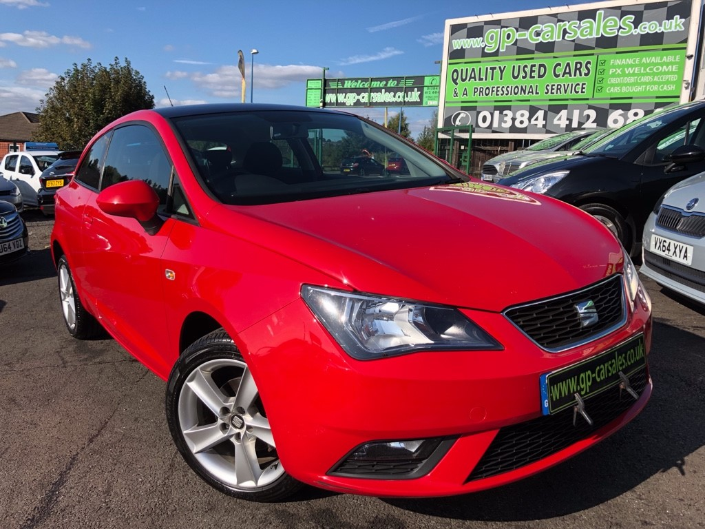 used SEAT Ibiza TOCA in west-midlands