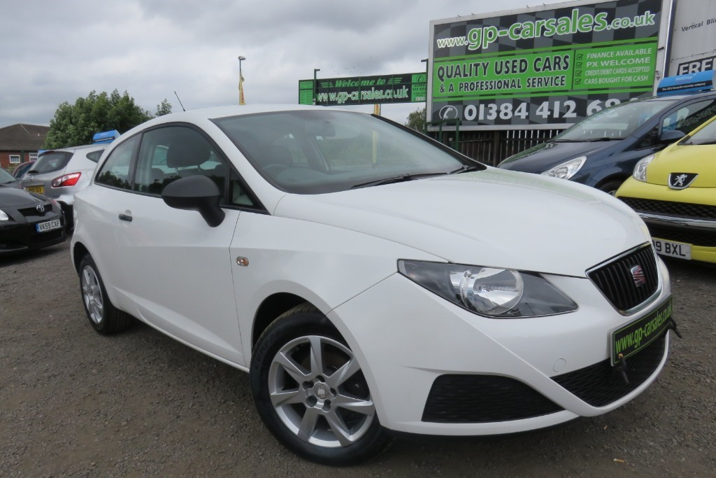 used SEAT Ibiza S in west-midlands