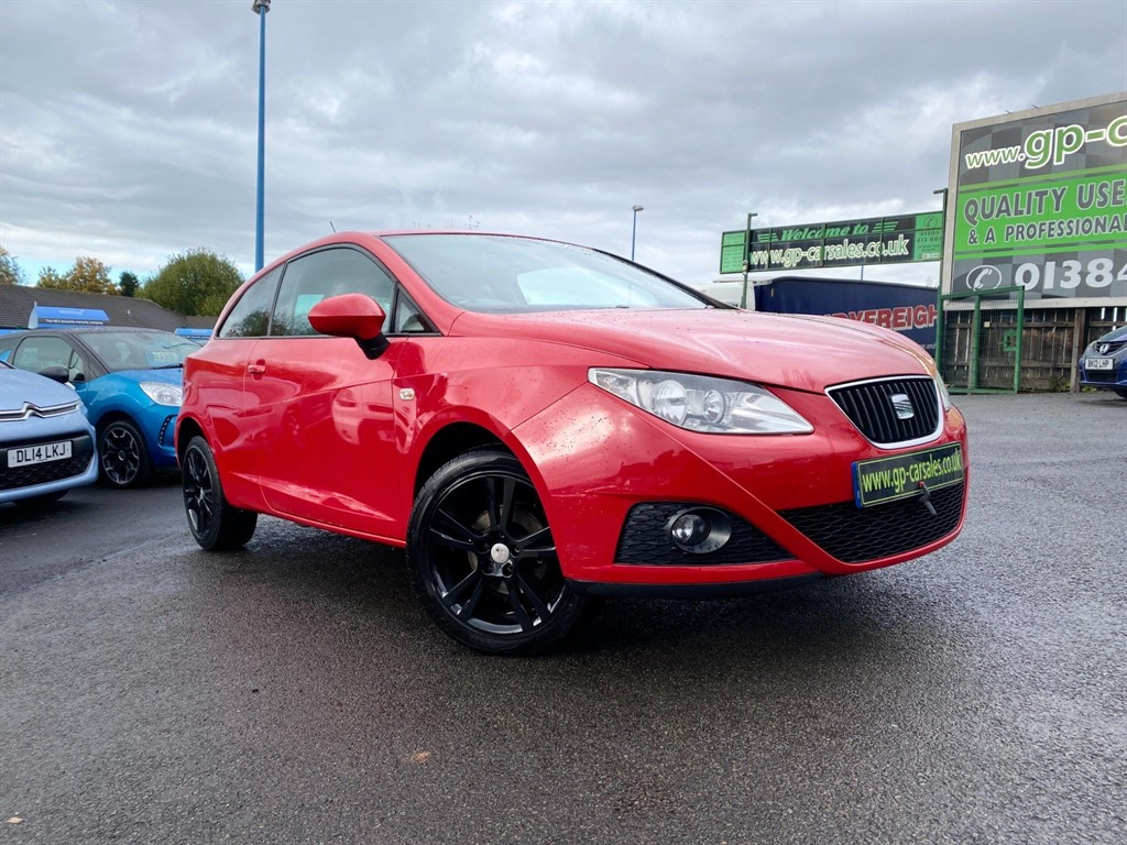 used SEAT Ibiza 16v SE Copa SportCoupe in west-midlands