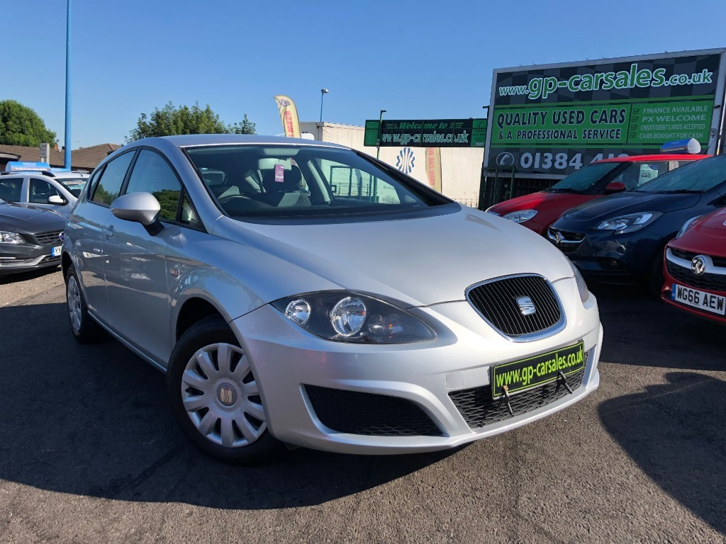 used SEAT Leon TDI CR S in west-midlands