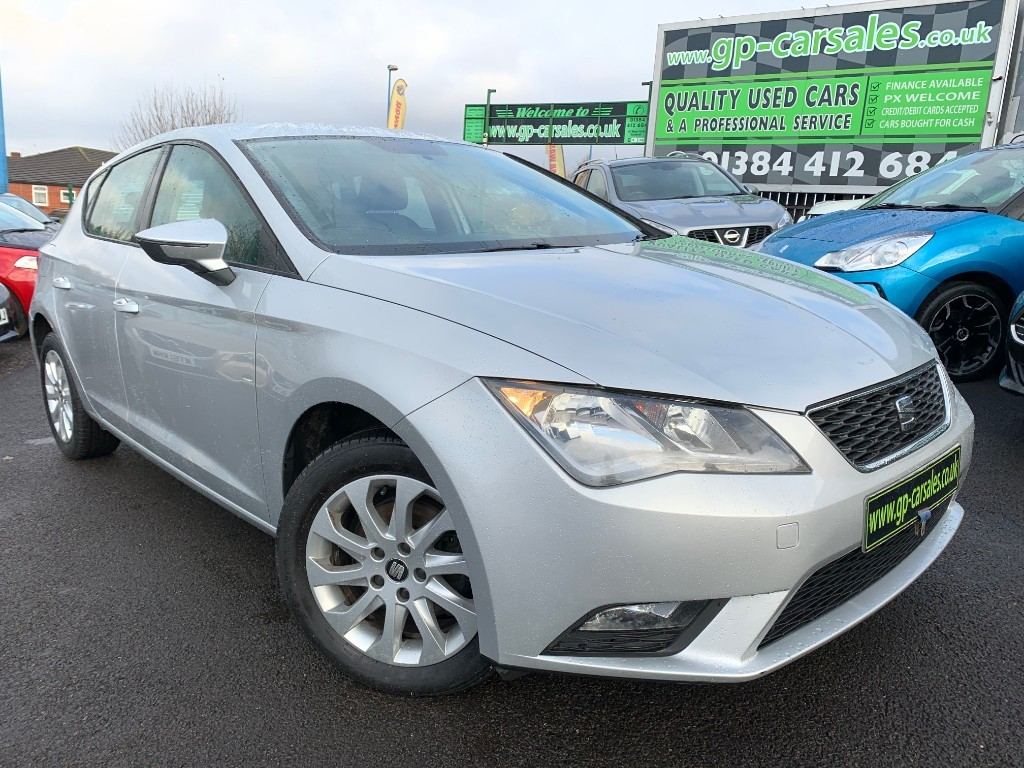 used SEAT Leon TDI SE in west-midlands