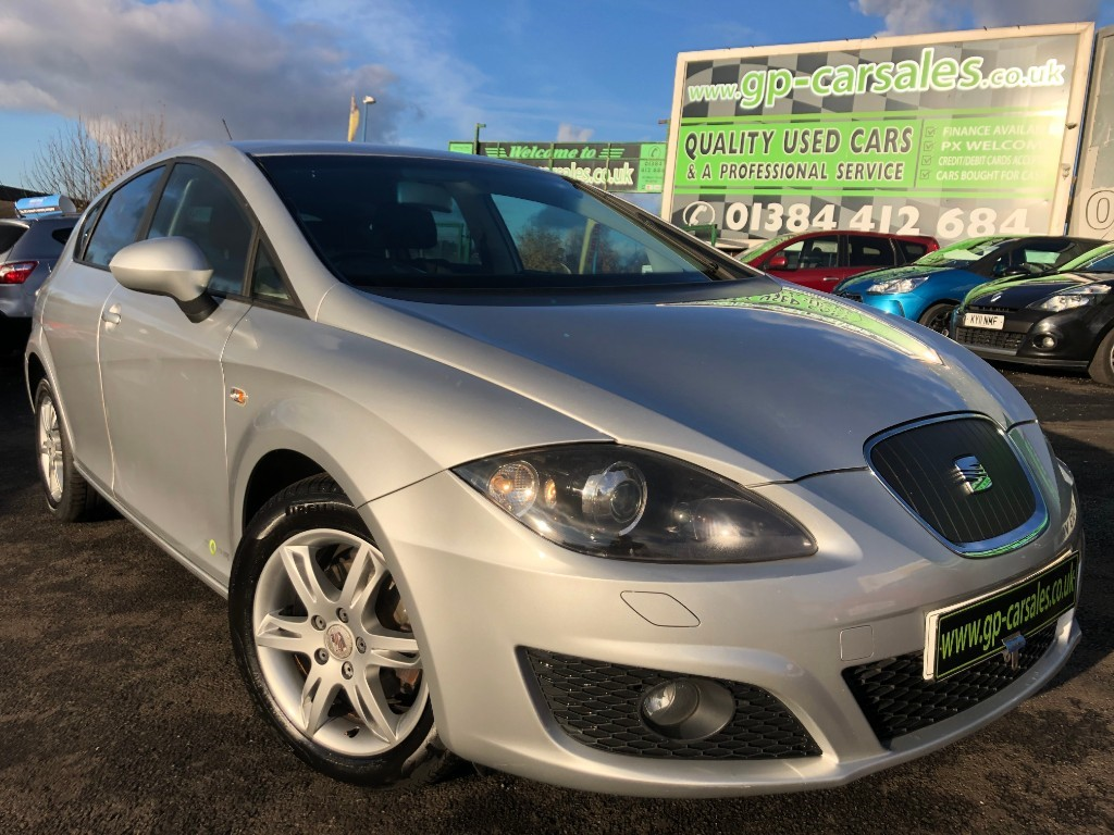 used SEAT Leon TDI CR ECOMOTIVE SE COPA in west-midlands