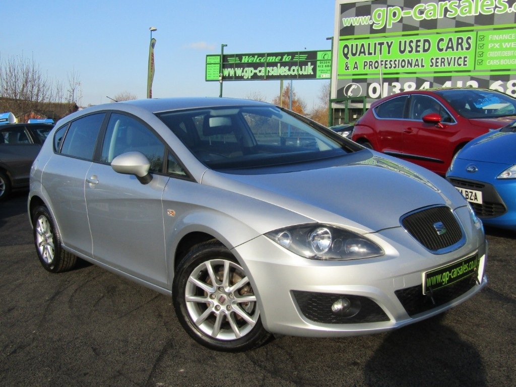 used SEAT Leon TDI CR SE COPA in west-midlands