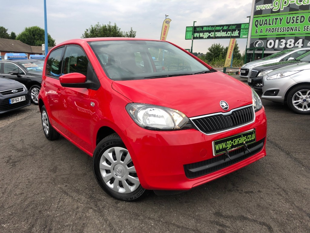 used Skoda Citigo SE MPI in west-midlands