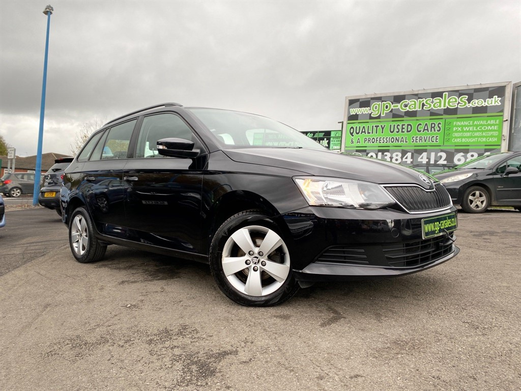 used Skoda Fabia SE (s/s) in west-midlands