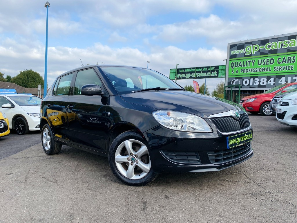 used Skoda Fabia SE 12V in west-midlands